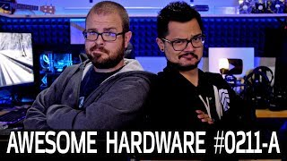 Gaming and Pimping PCs! | Awesome Hardware #0211-A