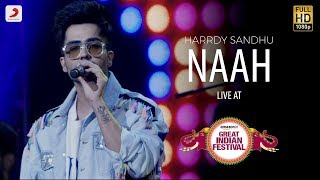Naah Live A Amazon Great Indian Festival Harrdy Sandhu