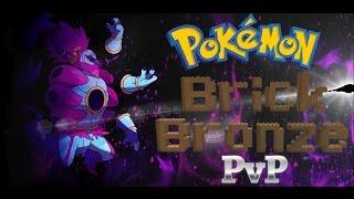 Roblox Pokemon Brick Bronze PvP- #2 - Endermaster724