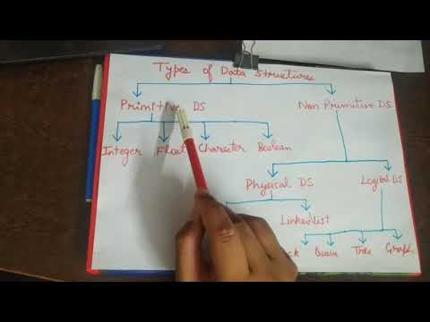 #2Types Of DataStructures|Data Structure And Algorithm|STUDY LIKE PRO|#Video 2|#CS Dojo|Google