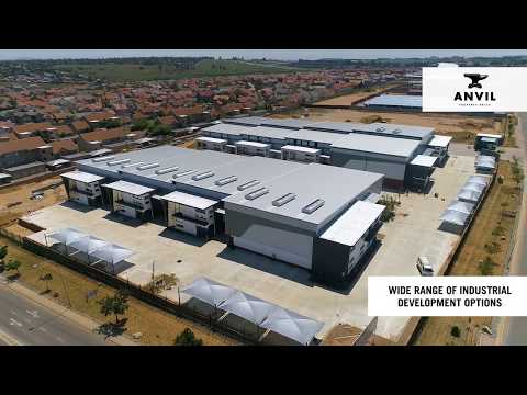 Industrial Developments Available in Samrand, Centurion