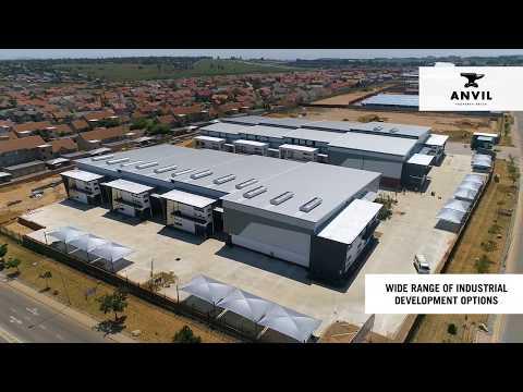 Industrial Developments Available in Samrand, Centurion