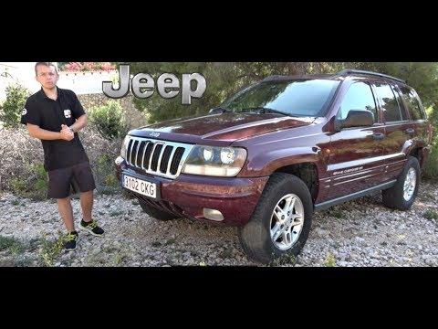 Jeep Grand Cherokee 2004 2.7D Prueba a fondo español