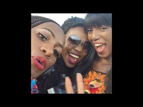 ME AND MY GIRLS /blankets And Wine Ug, Music Festival/ Kampala, Uganda Vlog