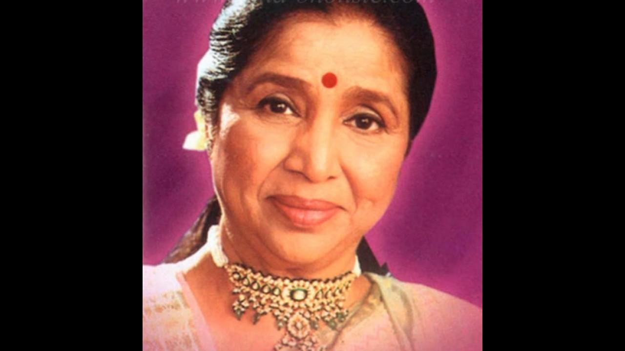 asha-bhosle-o-mere-sona-re-1966-asha-bhosle-italy
