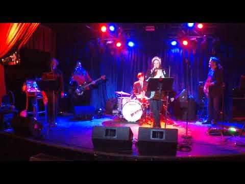 "Princess Black Kitten sings ""Wonderball"" by OAsIS w/ the Karaoke From Hell Band"