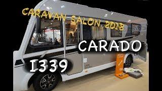 CARADO - I 339 *Neuheit - Caravan Salon 2018