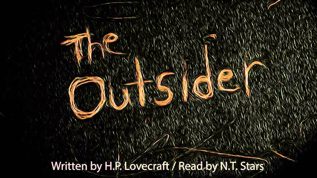 hp lovecraft the outsider