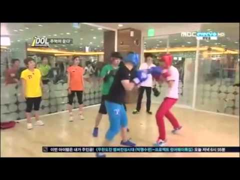 [mblaq] Mir & Seungho-boxing-