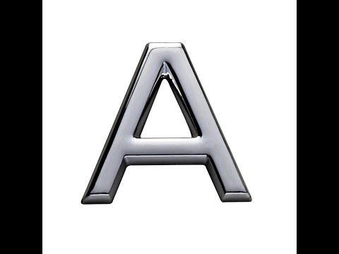 como fazer letras cromadas no photoshop  2015