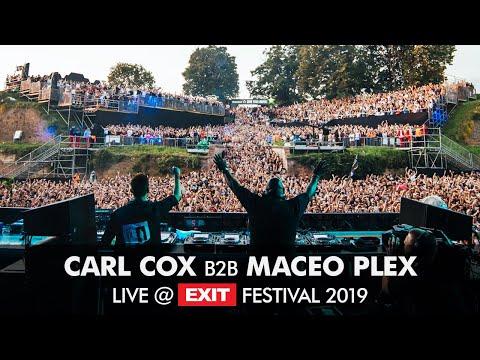 EXIT 2019 | Carl Cox B2b Maceo Plex Live @ Mts Dance Arena