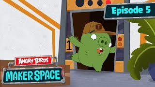 Angry Birds MakerSpace | Express Delivery - S1 Ep5