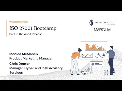 ISO Bootcamp Webinar Series: Part 3 - The Audit Process