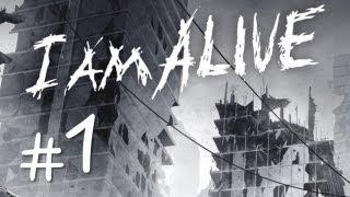 I Am Alive - прохождение с Карном. Часть 1