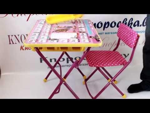 Набор детской мебели Ника КУ2П с большим пеналом
