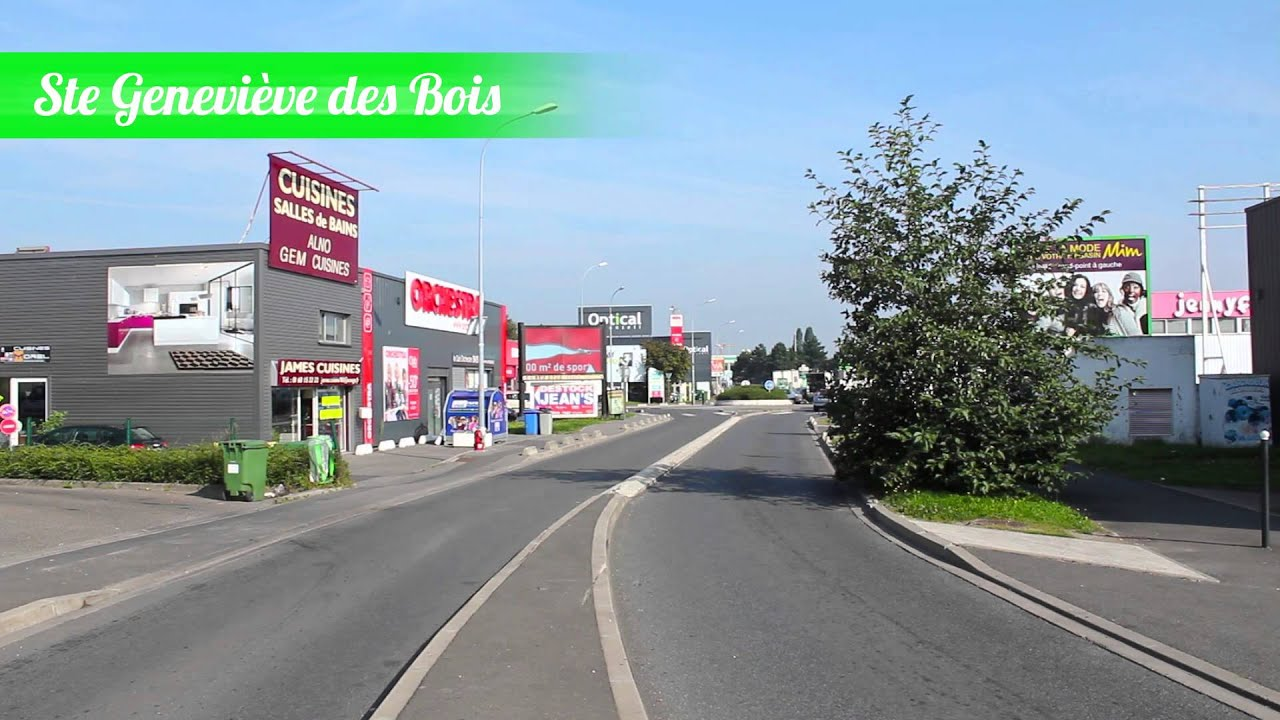 Ecran led ville ste genevi ve des bois 91 youtube Piscine de sainte genevieve des bois