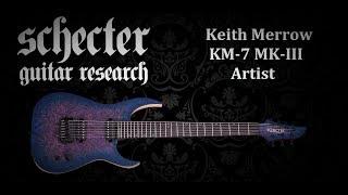 Keith Merrow KM-7 MK-III Artist Schecter | Metal