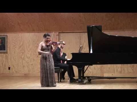 Lalo - Symphonie Espagnole, Francesca Bass