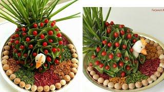 গায়ে হলুদে পানের ডালা/পান সাজানো/বিয়ের পান সাজানো/Pan Decoration/Betel Leaf Wedding Tray/Sweet pan