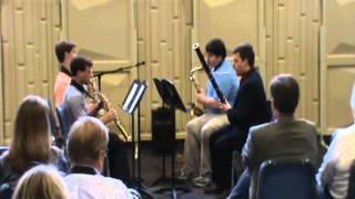 Composers' Recital, April 2014 - Alex Roberds