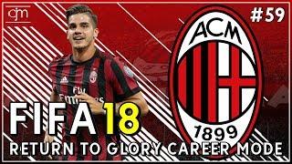 FIFA 18 AC Milan Career Mode: André Silva Membuktikan Bahwa Ia Striker Terbaik Milan #59