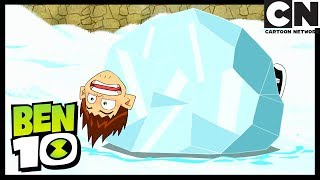 В запале Бен 10 на русском Cartoon Network