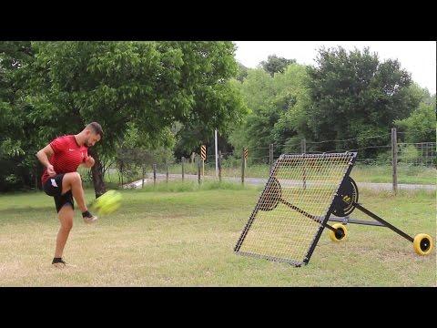 Munin Sports MStation Soccer Rebounder