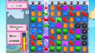Candy Crush-Level 1252