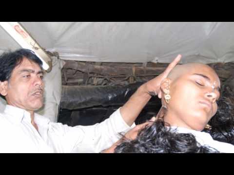Religious Tonsure Haji Malang of Couple From Andhra Pradesh