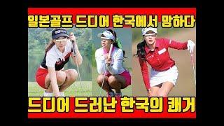 (긴급)일본어 골프 마지막으로 한국에서 희망을/파나소닉…