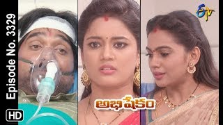 Abhishekam | 16th September 2019  | Full Episode No 3329 | ETV Telugu