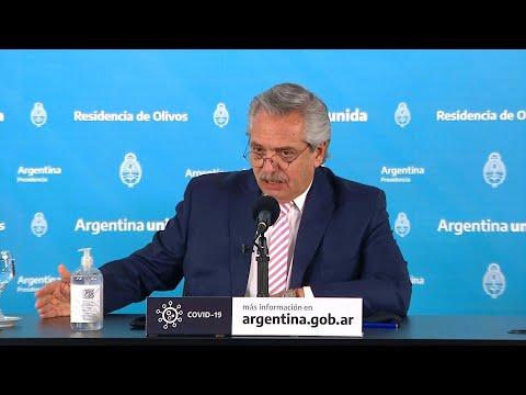 AFP Español: Argentina y México producirán vacuna de AstraZeneca contra covid-19 para América Latina | AFP