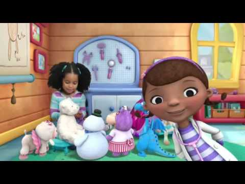 Toy Commercial 2014 - Toys R Us - Doc McStuffins Mobile Clinic - The Doctor's In! C'Mon Let's Play