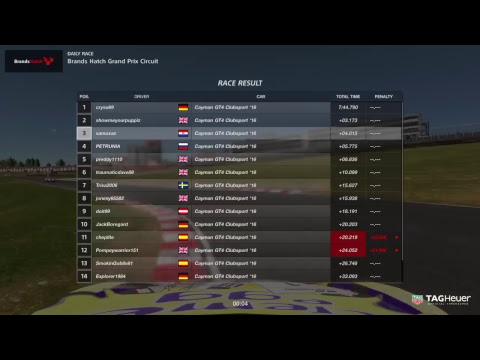 Trying Porsche Cayman GT4 '16 Clubsport | Brands Hatch GP | GT Sport