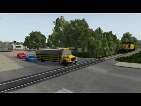 ТОП подборка аварии поездов. Столкновение на железной дороге