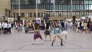Video Red Velvet 레드벨벳_빨간 맛 (Red Flavor) Performance at NTUFEST 2017 by Cranberry Cookies, NTUKDP download MP3, 3GP, MP4, WEBM, AVI, FLV Mei 2018