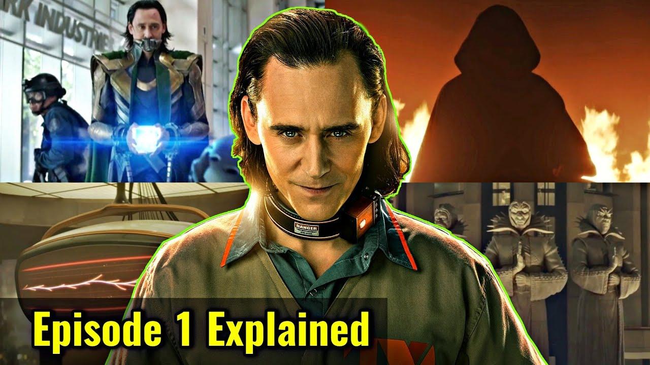 Loki Episode 1 Explained In HINDI | Loki Series Story In HINDI | Loki Series Episode 1 In HINDI