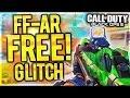 *NEW* FFAR (FAMAS) GLITCH! FREE DLC WEAPON GLITCH! USE THE FF-AR FREE! PRIVATE MATCH! (BO3 Glitch)