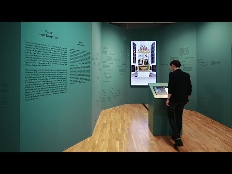 KLASSIK STIFTUNG WEIMAR — HYPERREALISTIC FACE-TO-FACE EXPERIENCE FOR CULTURAL HISTORY EXHIBITION