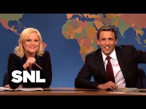 Weekend Update Thursday: Really!?! - Saturday Night Live