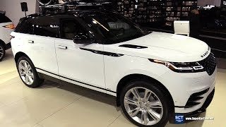 2018 Range Rover Velar P380 HSE - Exterior and Interior Walkaround - 2018 Montreal Auto Show