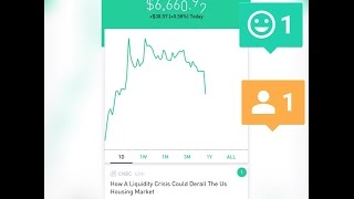 Robinhood APP - How I BUY and SELL stocks with no commission fees!!