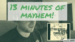 The Glass Prison Reaction! Dream Theater - 13 minutes of mayhem!