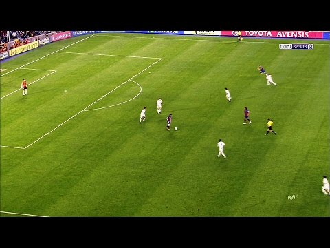 Messi's First Goal Ever | in 1080i ! ||HD||