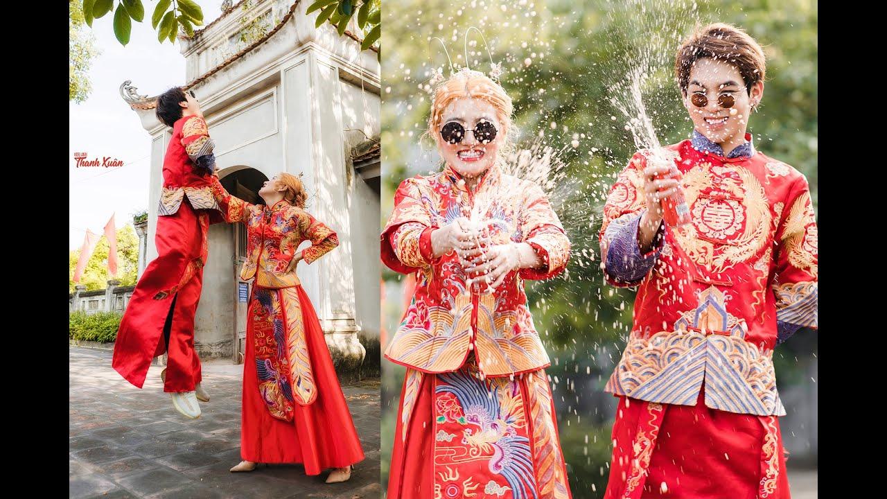 Thợ chụp ảnh cưới có tâm nhất Bắc Ninh Việt Nam | Chú Hùng Vlog