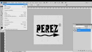 Photoshop Pinceles Crear una Firma o Marca de Agua