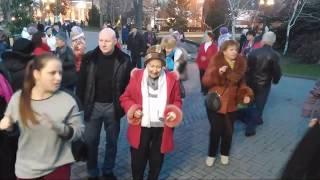 Танцы на Приморском Бульваре - Севастополь - 24.01.19 - Певец Сергей Соков - LIVE