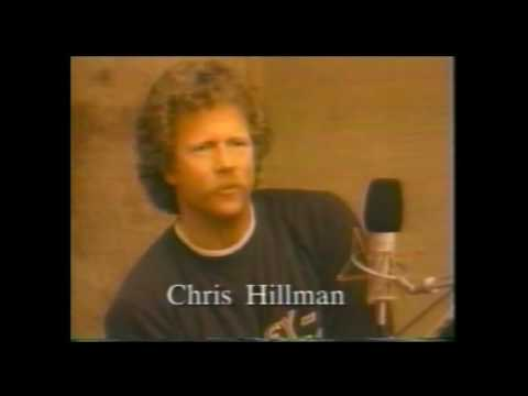 Chris Hillman & Roger McGuinn on Sweetheart Of The Rodeo Album