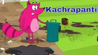 Kachrapanti Ep - 52 - Pyaar Mohabbat Glücklich Lucky - Funny Hindi Cartoon-Show - Zee Kinder