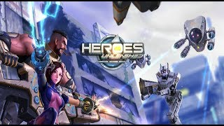 Heroes Unleashed - Android Gameplay